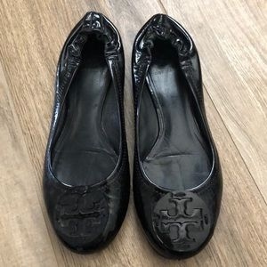 Authentic Size 7 Tory Burch Flats